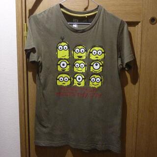 ミニオン - ユニクロ ミニオンのTシャツ サイズ150 <a936>