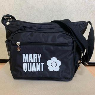 マリークワント(MARY QUANT)の【新品】MARY QUANT 6ポケットショルダーバッグ 限定品(ショルダーバッグ)