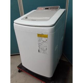 Panasonic - 2020年パナソニック縦型洗濯乾燥機8.0kg ヒーター乾燥 NA-FD80H7