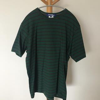ジュンヤワタナベコムデギャルソン(JUNYA WATANABE COMME des GARCONS)のJUNYA WATANABE CDG MAN ボーダーTシャツ(Tシャツ/カットソー(半袖/袖なし))