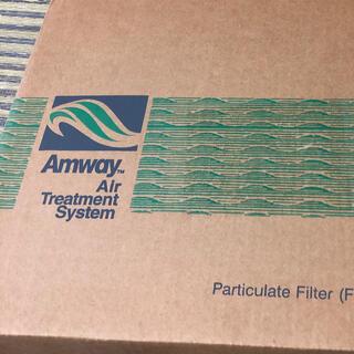 アムウェイ(Amway)のアムウェイ 初代 空気清浄機 粒子用 フィルター(空気清浄器)
