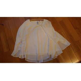ダブルスタンダードクロージング(DOUBLE STANDARD CLOTHING)のダブルスタンダード ブラウス36(シャツ/ブラウス(半袖/袖なし))
