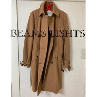 ビームス(BEAMS)のビームス☆BEAMS LISHTS コート サイズ38 ビームスライト(トレンチコート)