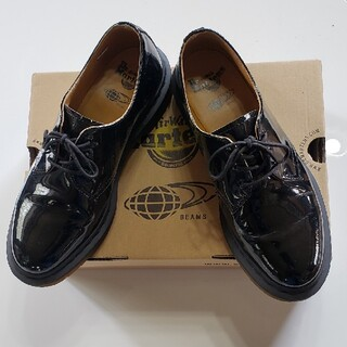Dr.Martens - Dr.Martens×BEAMS 別注パテント3ホール
