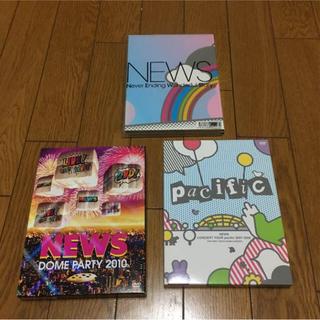 NEWS DVD コンサート(ミュージック)