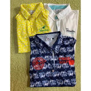 Paradiso - 夏物大セール! ゴルフウェア セット M