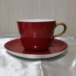 オオクラトウエン(大倉陶園)の大倉陶園 モーニングカップ&ソーサー(食器)