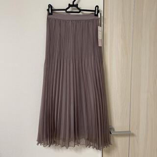 エージーバイアクアガール(AG by aquagirl)のエージーバイアクアガール プリーツスカート タグ付き(ひざ丈スカート)
