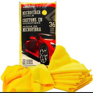 コストコ(コストコ)のコストコ マイクロファイバータオル(洗車・リペア用品)
