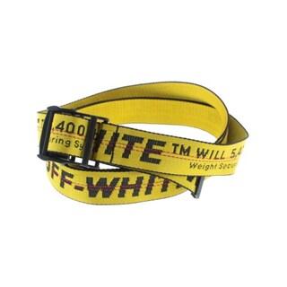 オフホワイト(OFF-WHITE)のOFF-WHITE ベルト メンズ(ベルト)