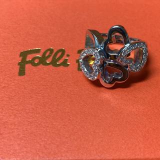 フォリフォリ(Folli Follie)のFolli Follie シルバーリング #9.5(リング(指輪))