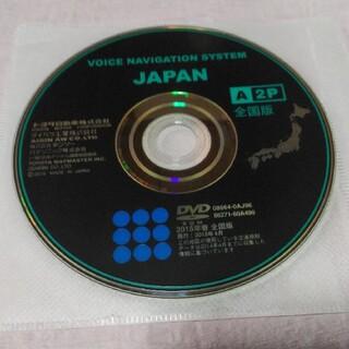 トヨタ - 【2015年4月春版】トヨタ中古純正ナビロムカーナビDVD-ROM