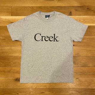 【新品】Creek Angler's Device  クリーク/Tシャツ L(Tシャツ/カットソー(半袖/袖なし))