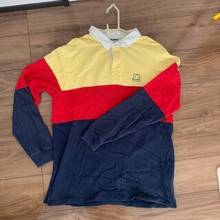 エクストララージ(XLARGE)のXLARGE ラガーシャツ(ポロシャツ)