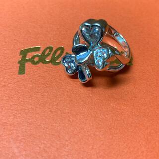 フォリフォリ(Folli Follie)のFolli Follie シルバーリング #11(リング(指輪))