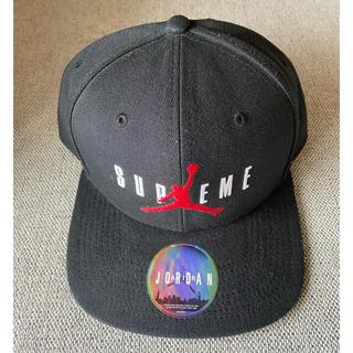シュプリーム(Supreme)のsupreme jordan cap(キャップ)