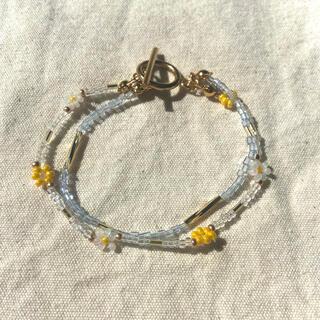 ロンハーマン(Ron Herman)のclear bracelet(ブレスレット/バングル)