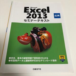 マイクロソフト(Microsoft)のMicrosoft Excel 2013応用(コンピュータ/IT)