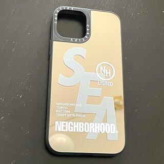 ネイバーフッド(NEIGHBORHOOD)のNEIGHBORHOOD× WIND AND SEAコラボ iPHONEケース(iPhoneケース)