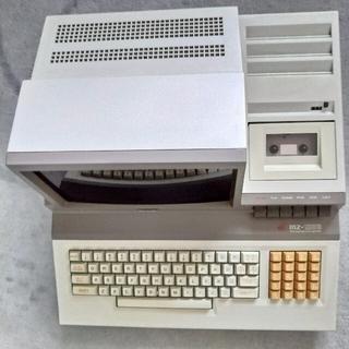 シャープ(SHARP)のシャープ製パソコンMZ-1200動作未確認品(PCパーツ)