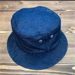 ドアーズ(DOORS / URBAN RESEARCH)のデニムバケット 54(帽子)