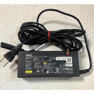 エヌイーシー(NEC)の❤️送料込み☆中古純正NECのACアダプター19.0V 4.74A(PC周辺機器)