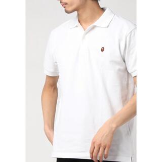 アベイシングエイプ(A BATHING APE)のアベイジングエイプ  メンズポロシャツ(ポロシャツ)