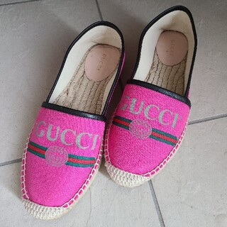 グッチ(Gucci)のGUCCI♥️スリッポン(スリッポン/モカシン)