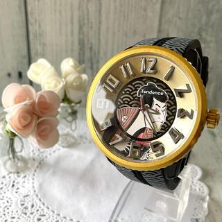 テンデンス(Tendence)の【美品】Tendence テンデンス 腕時計 GULLIVER SHARAKU(腕時計(アナログ))