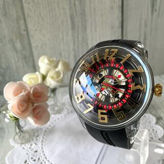 テンデンス(Tendence)の【希少】Tendence テンデンス  キングドーム  腕時計 カジノ(腕時計(アナログ))