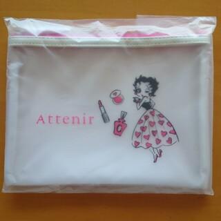 アテニア(Attenir)のアテニア オリジナルクリアポーチ ベティちゃん【新品未開封】(ポーチ)
