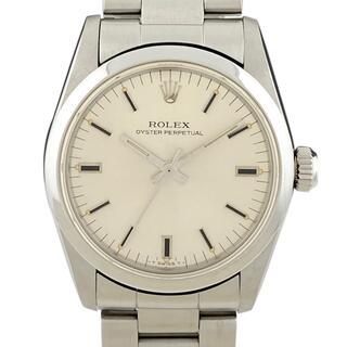 ロレックス(ROLEX)のロレックス オイスターパーペチュアル 67480 ユニセックス 【中古】(腕時計(アナログ))