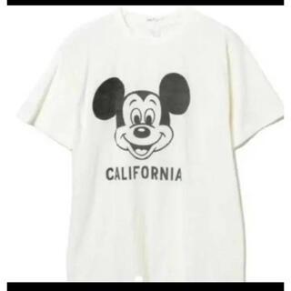 ロンハーマン(Ron Herman)のジャクソンマティス ミッキーTシャツ JACKSON MATISSE(Tシャツ(半袖/袖なし))