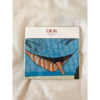 ディオール(Dior)のDior ノベルティカード(その他)
