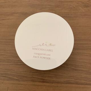 Macchia Label - マキアレイベル ケース