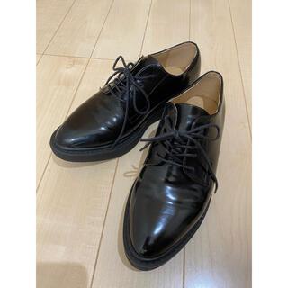 ジーナシス(JEANASIS)の♡JEANASiS♡ポインテッドトゥアツゾコシューズ (ローファー/革靴)