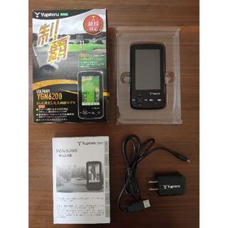 【GPSゴルフナビ】ユピテル YGN6200