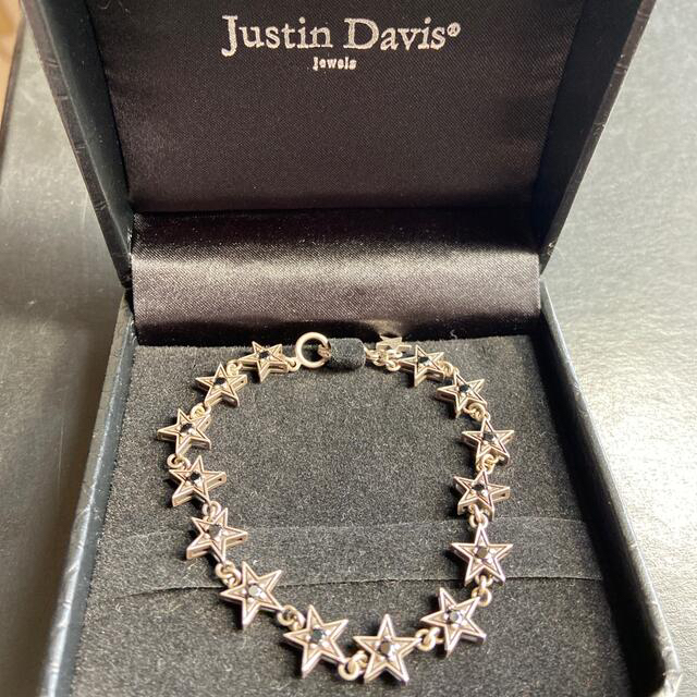 Justin Davis(ジャスティンデイビス)の☆★値下げ★☆JUSTIN DAVIS HOLLYWOOD ブレス 箱あり メンズのアクセサリー(ブレスレット)の商品写真