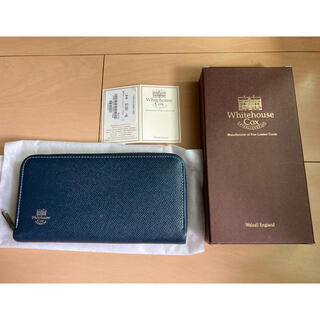 WHITEHOUSE COX - ホワイトハウスコックス 長財布