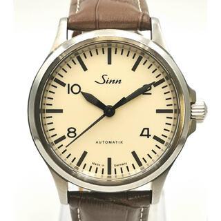 シン(SINN)のSINN  ジン 556.CRLimited  150本  日本限定 時計(腕時計(アナログ))