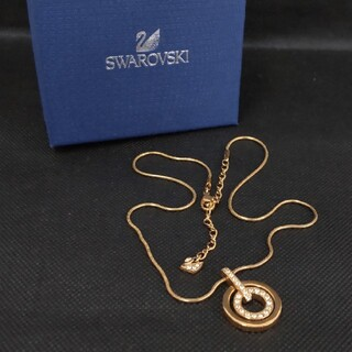 スワロフスキー(SWAROVSKI)のーSWAROVSKI スワロフスキー ネックレスー(ネックレス)