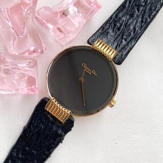 クリスチャンディオール(Christian Dior)の【稼働品】クリスチャン・ディオール◆バギラ レディースウォッチ(腕時計)
