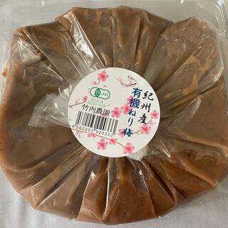 ✨紀州産 有機ねり梅 1kg new 🆕(漬物)
