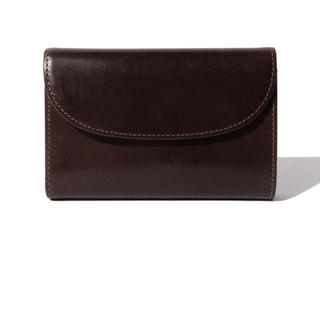 ホワイトハウスコックス(WHITEHOUSE COX)のWHC 三折り財布(折り財布)