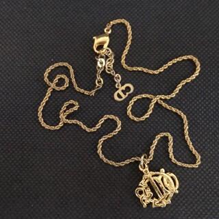 クリスチャンディオール(Christian Dior)のーChristian Dior ネックレスー(ネックレス)