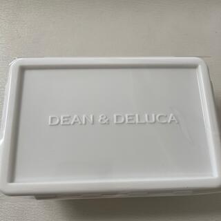 DEAN & DELUCA - DEAN&DELUCA ランチボックスSサイズ ホワイト