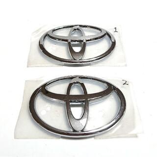 トヨタ - トヨタエンブレム 2個セット 新品未使用品