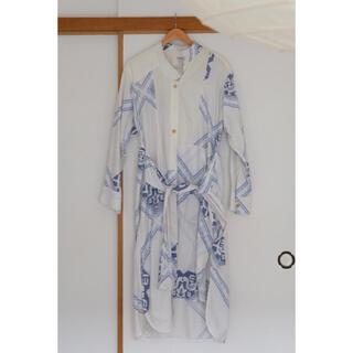 ロエベ(LOEWE)のLOEWE ワンピースシャツドレス(ロングワンピース/マキシワンピース)