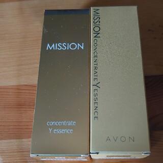 エイボン(AVON)のミッション コンセントレートYエッセンスとコンセントレートYエッセンスa(美容液)