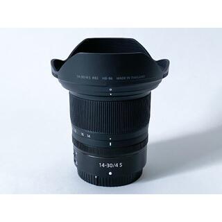 ニコン(Nikon)のNIKKOR Z 14-30mm f/4 S 美品(レンズ(ズーム))